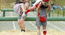 Чемпионат по переноске жен