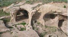 Подземный город Ёзконак