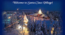 Жилище Санта-Клауса и Санта-Парк