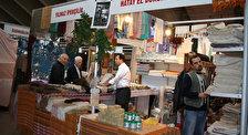 Торговая ярмарка искусств и изделий в Анкаре