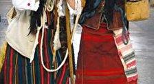 Международный фестиваль маскарадных игр «Сурва»