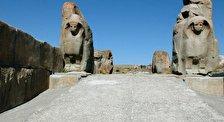Руины древнего поселения Аладжахёйюк