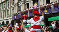 Баскский фестиваль в Байонне
