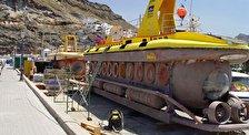 Экскурсия на подводной лодке