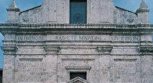 Церковь Сан Мартино