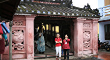 Ворота Пагоды Ба Му и Часовня Семейства Чан