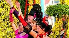 Фестиваль мимозы