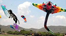 Фестиваль воздушных змеев в Таиланде