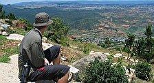 Горы Лангбиан