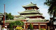Фестиваль в Храме Ба Чхуа Сю
