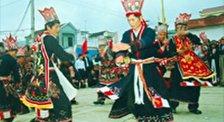 Танцевальный фестиваль народности Дао