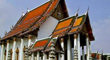 Храм Гигантские Ворота Ват Сутхат