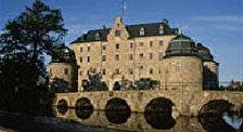 Замок Эребро (Оребро)