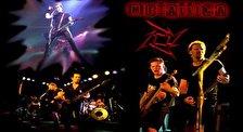 Концерт Metallica в Праге