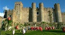 Пасха в стенах древней крепости