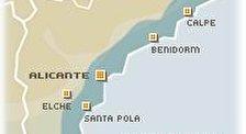Курортные центры Коста Бланки