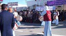 Национальный фестиваль Сахары в Дузе