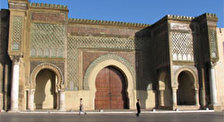 Ворота Баб-аль-Мансур