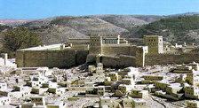 Модель Иерусалима времен Царя Ирода