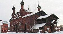 Троицкая Церковь в Бисерово