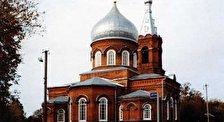 Церковь Покрова Божией Матери
