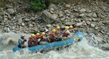 Рафтинг на реке Бхоте Коси