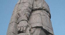 Памятник Второй Мировой войны советскому воину-освободителю —