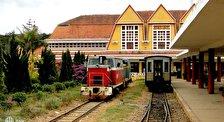 Старая железная дорога, Далат