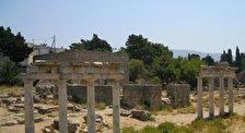 Древний рынок Агора