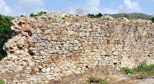 Руины античного города Коридалла
