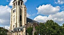 Церковь Сен Жермен де Пре