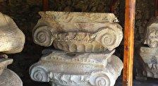 Руины античного города Магнесия-на-Меандре