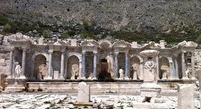 Руины античного города Сагалассос