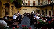 Плзеньский ресторан Андел