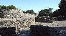 Древнеримский город Оппидум де Кастель