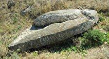 Памятник на мысе Панагия погибшим воинам 743 артбатареи