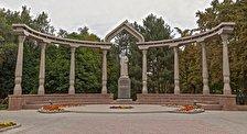 Памятник Курманжан Датке
