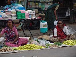 Продавщицы на рынке (Ладах)