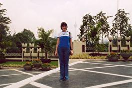 Куала Лумпур - парк погибшим воинам