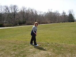 Настоящий американский гольф