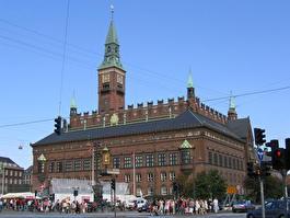 Дания - Копенгаген - Ратуша