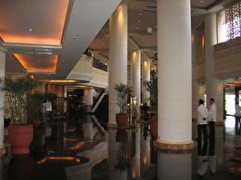 Филиппины - отель Dusit