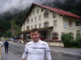 Где-то в Альпах..