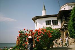 Балчик. Дом в арабском стиле