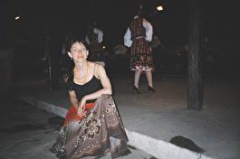 Болгарская деревня. Танец