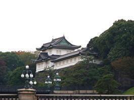 Токио.Ноябрь 2007г.Императорский дворец.