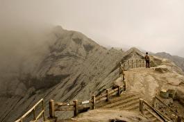 Вулкан Бромо. Ява