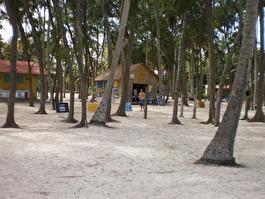 картинная галерея на пляже