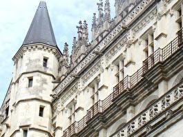 замковые шпили Amboise
