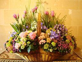 цветы в царских покоях